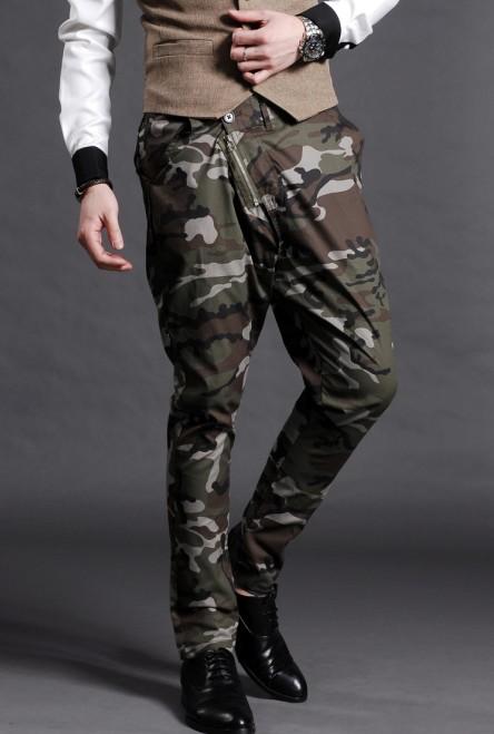 2013-font-b-men-s-b-font-clothing-casual-trousers-ruslana-korshunova-font-b-Camouflage-b