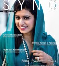 Hina Rubani Khar on cover Page of International Magazine 'Syncmag""