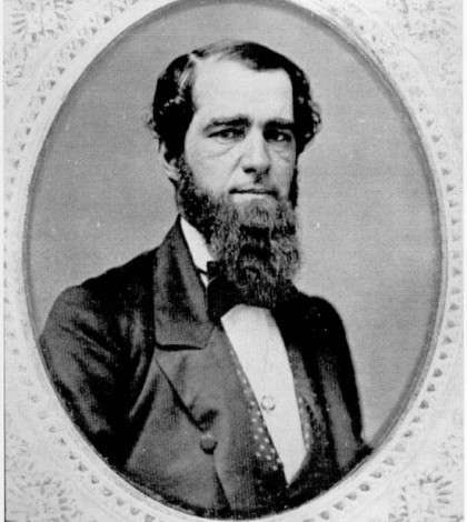 James Pierpont, the man credited with composing Jingle Bells in Medford, Mass. (Wikipedia)