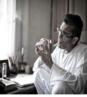 Sarmad Sultan Khoosat as Manto. — Photo Courtesy: The Friday Times Sarmad Sultan Khoosat as Manto. — Photo Courtesy: The Friday Times