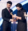 Fawad Khan & Hamza Abbasi at Hum Awards