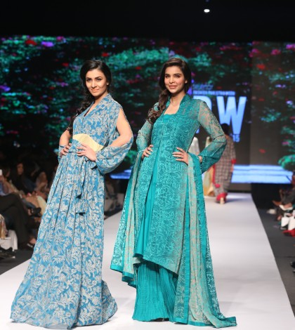 Lala Textiles at Telenor Fashion Pakistan Week 2015